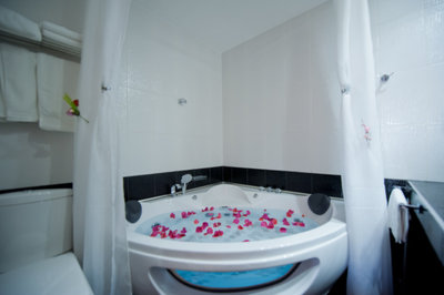 Quadruple Room with Jacuzzi for 2 persons