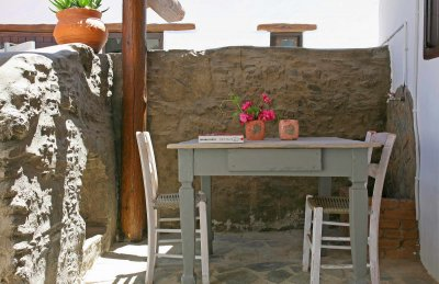 Apartment with privat terrace up to 5 persons