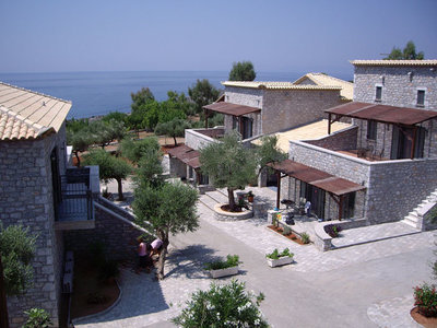 MELITSINA VILLAGE