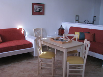 Studio up to 4 persons