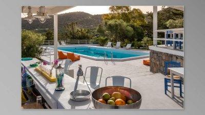 Hôtel avec piscine et activités agrotouristiques - MILATOS VILLAGE Cretan Agrotourim Hotel