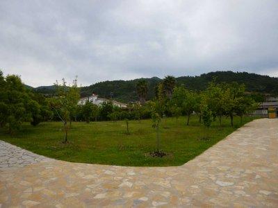 Αγροτουριστικό κατάλυμα στην Αιτολοακαρνανία EVINOS ORGANIC GARDEN-FARM