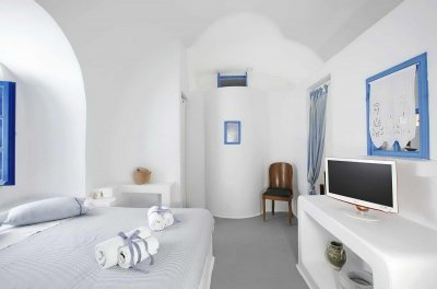 One Bedroom Suite (1-4 persons)