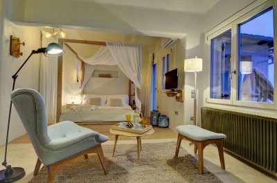 Superior Suite up to 4 persons