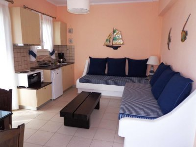 Family apartment up to 5 persons - sea view
