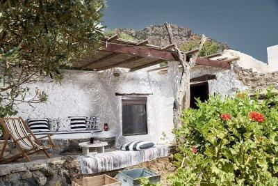 Gîtes traditionnels crétois avec vue mer et jardin privatif  - KOUTSOUNARI