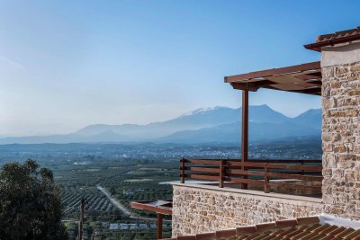 Villa in Crete near the beach and the archaeological sites - PERION ECO VILLA