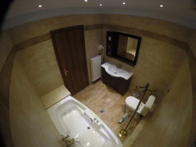 Double Junior Suite with Jacuzzi & Veranda with Panoramic View