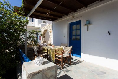 ATHENA'S HOUSES