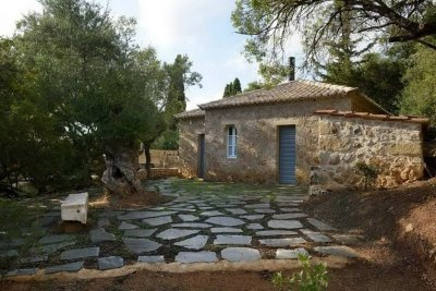 Guest House (adjacent to the Patrick & Joan Leigh Fermor House)