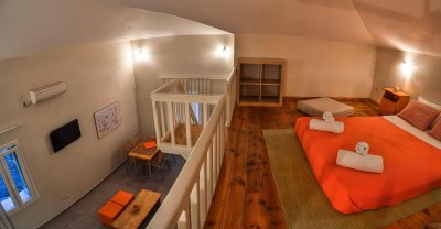 Family suite up to 5 persons