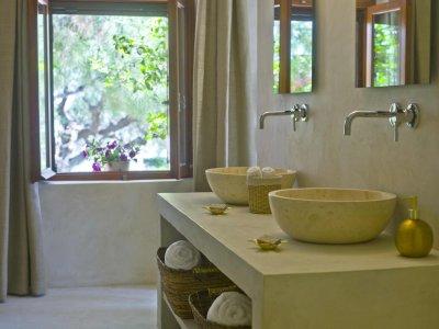 Chambres d'hôtes crétoises en vignoble  SCALANI HILLS
