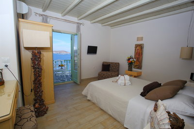 Deluxe Studio with Sea View