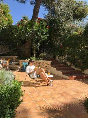 Location d'appartement à Chania en Crète avec piscine - VILLA PEFKI