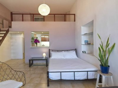 Elegant vacation home and a studio located in the Old Town of Chania - ASTRAIA RESIDENCE